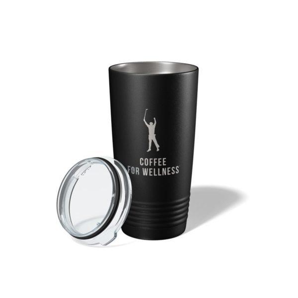 Coffee For Wellness tumbler