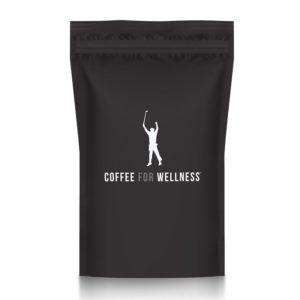 Coffee For Wellness bag of coffee